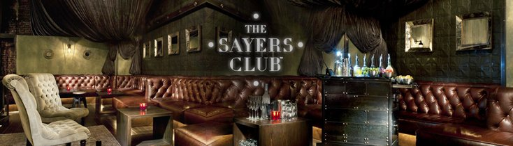 Sayers Club LA Bottle Service