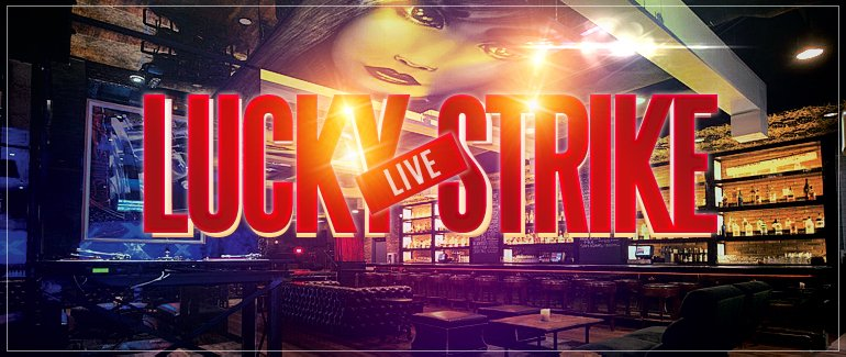 Lucky Strike Hollywood