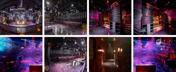 Sound Hollywood LA Club Venue Images