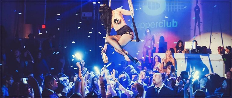 Supperclub LA Club Permanently Closed