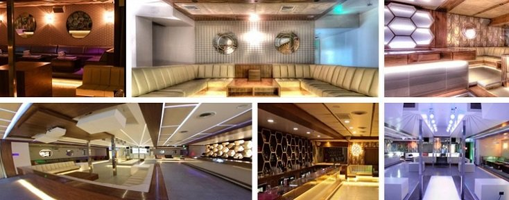 Couture Hollywood Club Venue Images