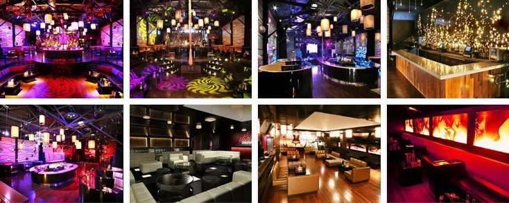 Playhouse Hollywood Club Venue Images