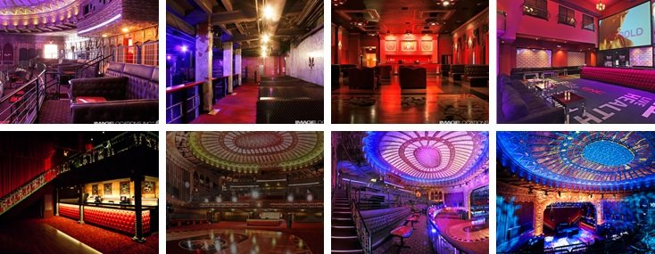 Belasco Theater Venue Images