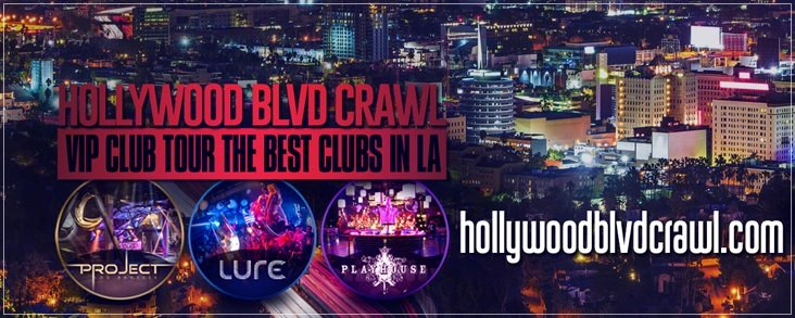 VIP Club Tour LA Top Nightlife Clubs