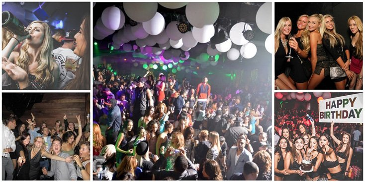 Lure Nightclub Lit Saturdays