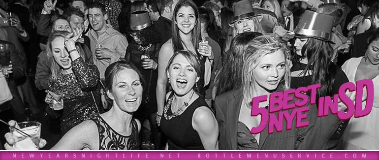 Best San Diego New Years Events for Adults 2018