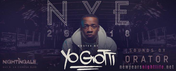 Yo Gotti NYE Hip-Hop Event