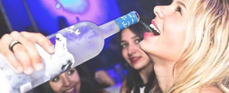Lure Nightclub Bottle Service VIP Nightlife