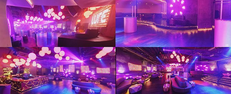 Lure Nightclub VIP table bookings