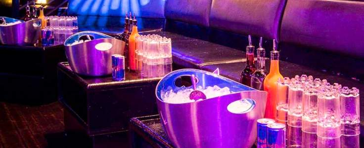 Playhouse Hollywood VIP Table Request