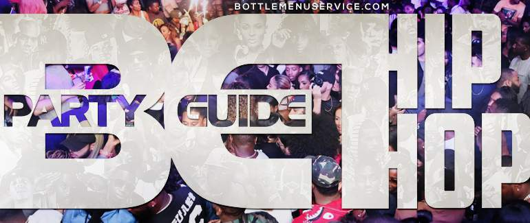 BET Weekend Hip Hop party guide