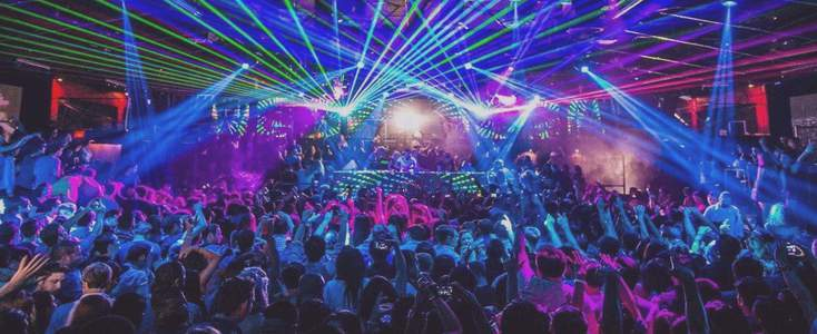 Create Nightclub | EDM LA Club for Adults