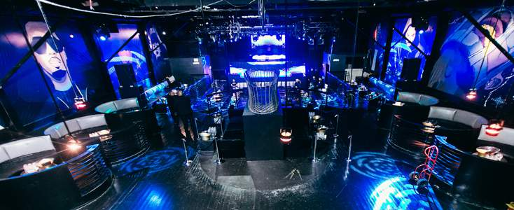 Playhouse Nightclub new venue layout 2017