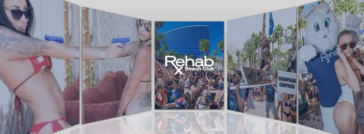 Rehab Beach Club FAQs | Frequently Asked Questions