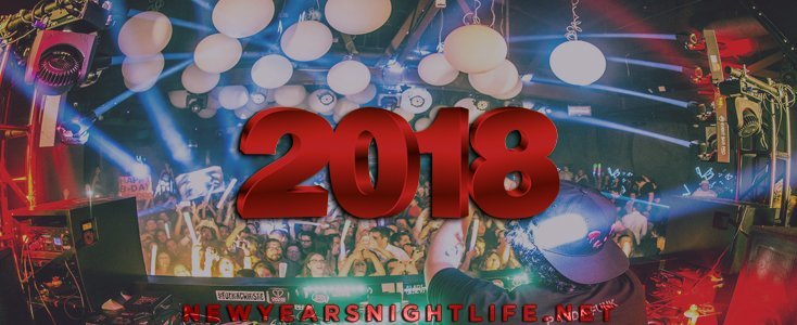 Lure Nightclub | NYE 2018