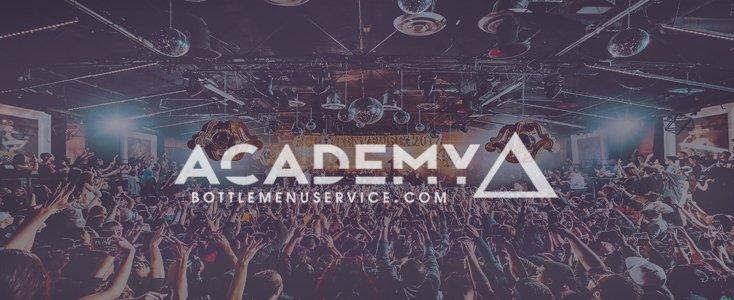 Academy LA Clubbing scene