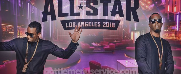 All-Star Weekend VIP Tables | Nightingale LA