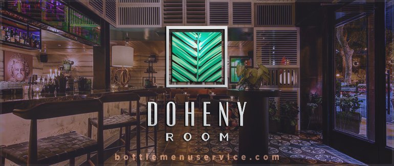 Doheny Room LA Insiders Guide
