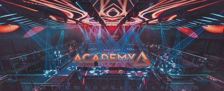 Academy Nightclub Bottle Service