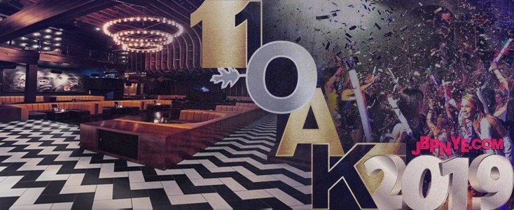 1 OAK LA New Years 2019