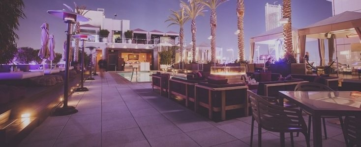 Cinco de Mayo Rooftop Party at W Hollywood