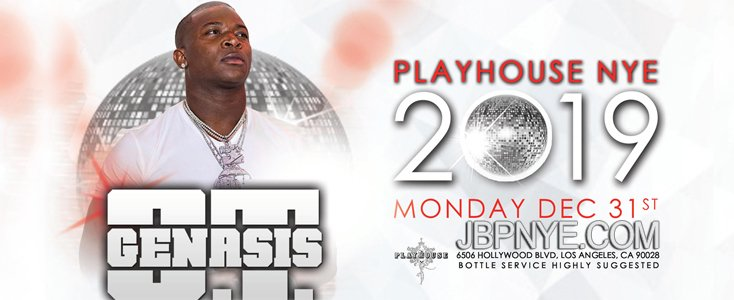 Playhouse Hollywood NYE | New Years